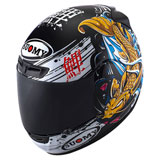 Suomy Apex Motorcycle Helmet Japan Black/Gold