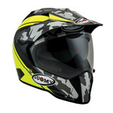 Suomy MX Tourer Helmet Desert Yellow