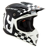 Suomy MX Speed Master Helmet Black/White