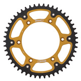 Supersprox Stealth Rear Sprocket Gold