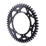 Supersprox Rear Aluminum Sprocket Black