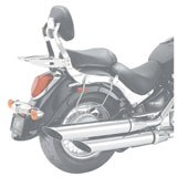 Suzuki Saddlebag Supports