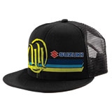Suzuki Hart & Huntington Retro Trucker Hat