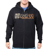 Suzuki Be Seen Zip-Up Hooded Sweatshirt