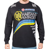 Suzuki Hart & Huntington Retro Long Sleeve T-Shirt