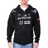Suzuki RCH Podium Zip-Up Hooded Sweatshirt