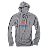 Suzuki Light Hooded Sweatshirt Heather Grey