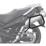 SW-MOTECH Quick-Lock Evo Sidecarrier With TraX Adapter Kit