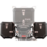 SW-MOTECH TraX Alu-Box Evo With Quick-Lock Sidecarrier Kit