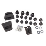 SW-MOTECH Quick-Lock Sidecarrier GIVI Monokey Adapter Kit