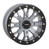 System 3 Off-Road SB-4 Beadlock Wheel Grey