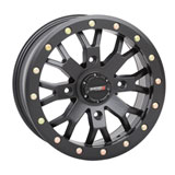 System 3 Off-Road SB-4 Beadlock Wheel Matte Black