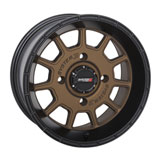 System 3 Off-Road ST-5 Wheel Bronze/Black