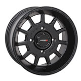 System 3 Off-Road ST-5 Wheel Matte Black