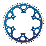 Talon Rear Alloy Sprocket Blue