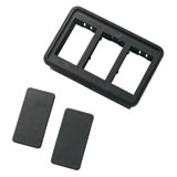 Textron Switch Mount Panel Kit