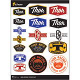 Thor Heritage Decal Sheet