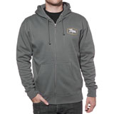 Thor Script Zip-Up Hooded Sweatshirt
