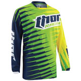 Thor Phase Rift Vented Jersey 2015