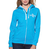 Thor Masterlink Ladies Zip-Up Hooded Sweatshirt