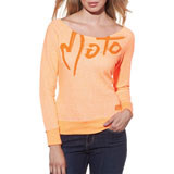 Thor Women's Moto Lover Scoop Sweater