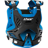 Thor Sentinel GP Roost Deflector Black/Blue