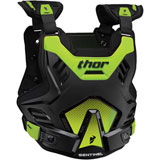 Thor Sentinel GP Roost Deflector Black/Green