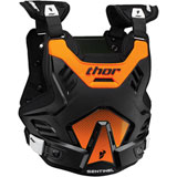 Thor Sentinel GP Roost Deflector Black/Orange