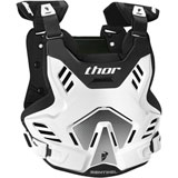 Thor Sentinel GP Roost Deflector White/Black