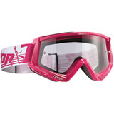 Thor Conquer Goggle Pink/White