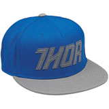 Thor Qualifier 210 Fitted Flex Fit Hat
