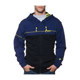Thor Rusch Zip-Up Hooded Sweatshirt