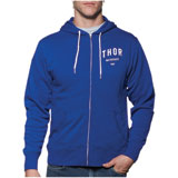 Thor Shop Zip-Up Hooded Sweatshirt