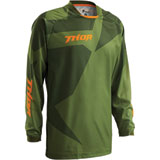 Thor Phase Cloak Off Road Jersey