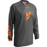 Thor Phase Grey Out Off Road Jersey