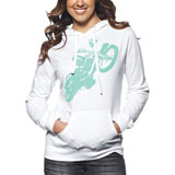 Thor Poppa Ladies Hooded Sweatshirt