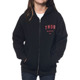 Thor Shop Ladies Youth Zip-Up Hooded Sweatshirt
