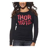 Thor Crush Ladies Long Sleeve Thermal T-Shirt