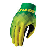 Thor Invert Pix Gloves Green