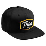 Thor Wide Script Snapback Hat