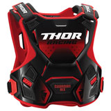 Thor Guardian MX Roost Deflector Red/Black
