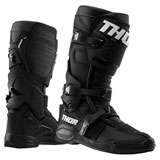 Thor Radial MX Boots Black
