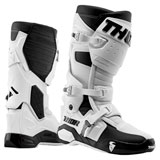 Thor Radial MX Boots White