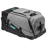 Thor Transit Wheelie Gear Bag Grey/Black
