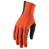 Thor Agile Gloves Red Orange/Black