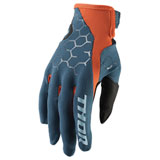 Thor Draft Gloves 2020 Slate/Red Orange