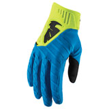 Thor Rebound Gloves 2019 Electric Blue/Acid