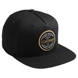 Thor Hallman Traditions Snapback Hat Black