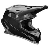 Thor Sector Shear Helmet Black/Charcoal