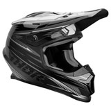 Thor Sector Warp Helmet Charcoal/Black